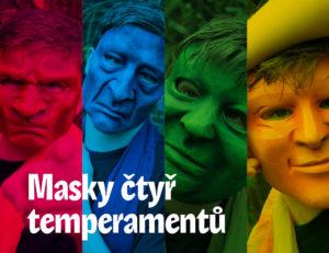 Masky 4 temperamentů_image