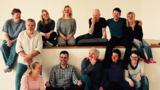 Clowns inaugurated our newly open workshop space in May 2016