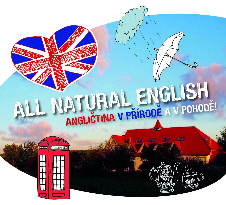 Letní intenzivní kurz angličtiny All Natural English