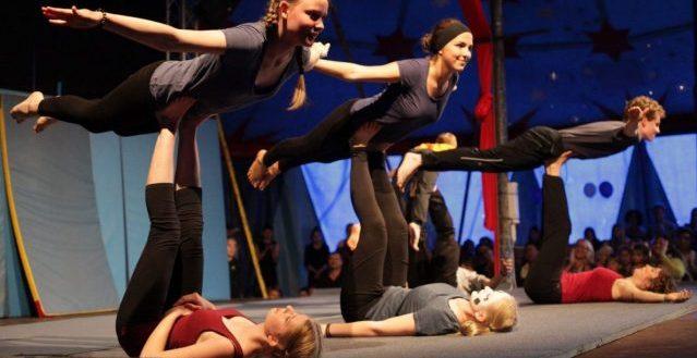 Workshop cirkusových dovedností