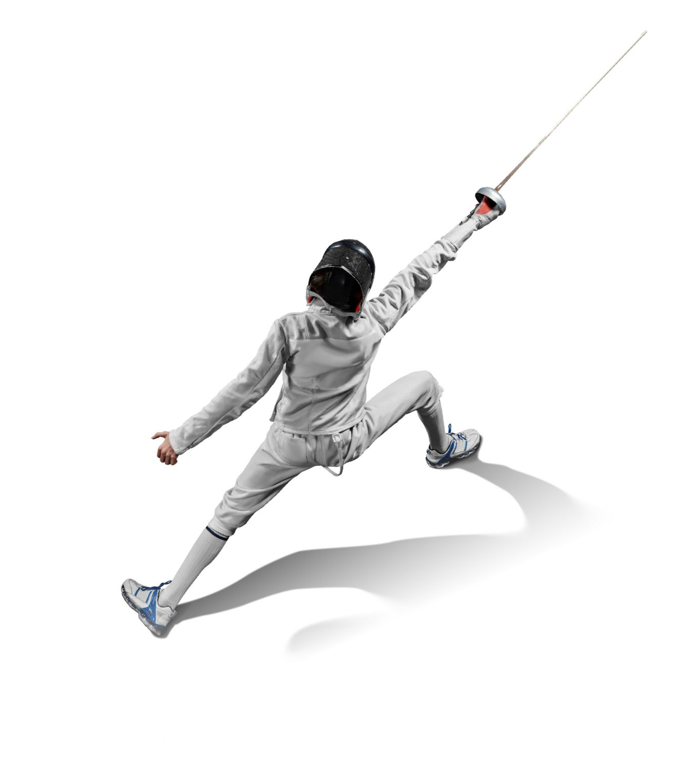 Fencing workshop with Adrian Constantinescu